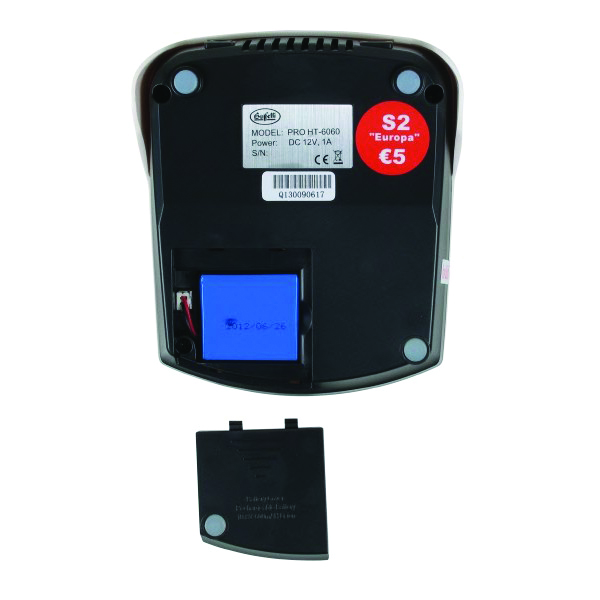 MicroSD card per 3 aggiornamenti software verifica-banconote HT 7000