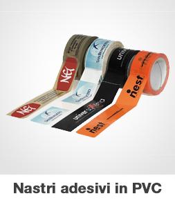 Nastri in PVC