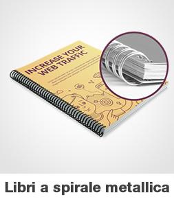 Libri a spirale metallica